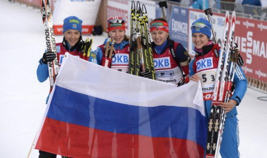 Russian Biathletes May Face Extended Bans