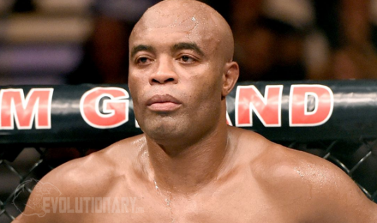 Anderson Silva Fails Second Drug Test
