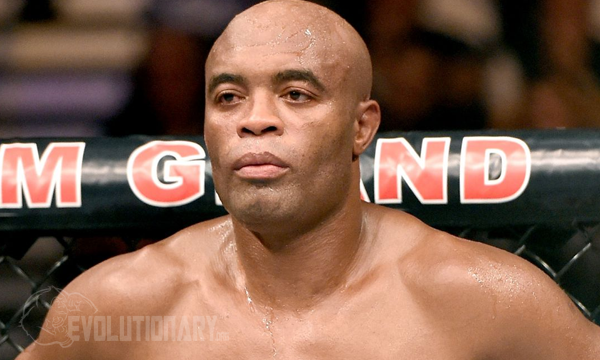 Anderson Silva Fails Second Drug Test - Evolutionary.org