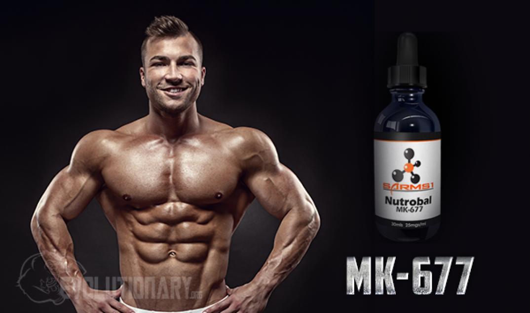 Nutrobal (Mk-677) Growth Hormone - Evolutionary org