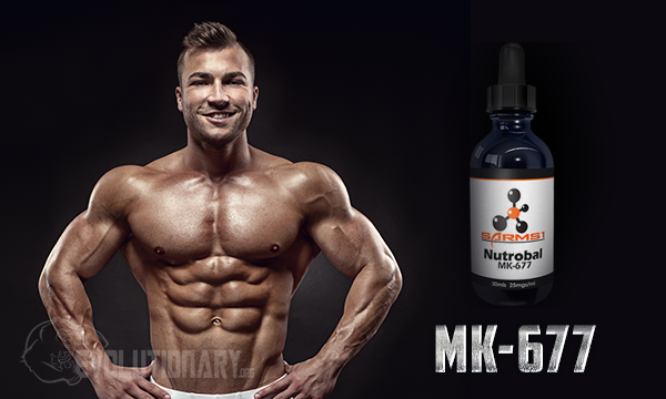 Nutrobal (Mk-677) Growth Hormone - Evolutionary.org