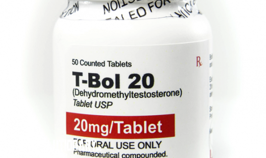 Turinabol (Oral Tbol)