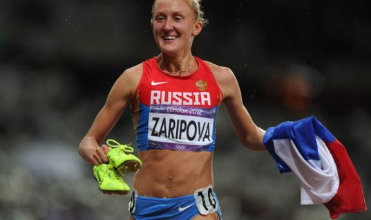 Yuliya Zaripova May Lose Steeplechase Gold Medal