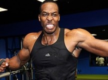Dwight Howard Training