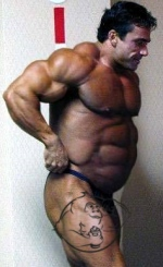 hgh gut bodybuilder