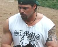 Jason Giambi Training