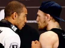 Conor McGregor Accused By Jose Aldo Of Taking PEDs