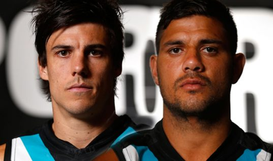 Paddy Ryder And Angus Monfries