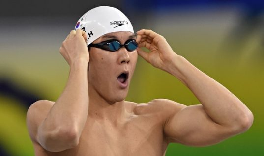 Olympic Swimming Champion Banned For 18 Months