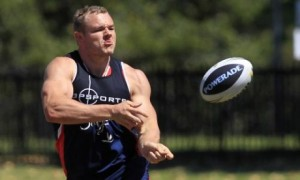 Sydney Roosters prop Martin Kennedy
