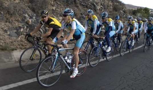 Astana Met With UCI Officials
