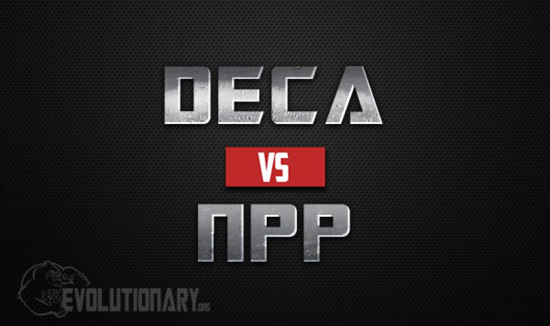 Deca vs  NPP - Evolutionary org