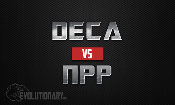 Deca vs  NPP - Evolutionary org