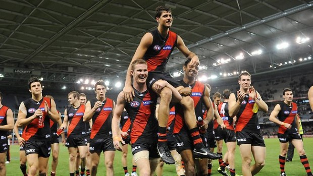 Essendon Players Cleared Of Doping