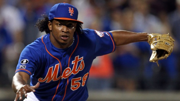 New York Mets jenrry mejia
