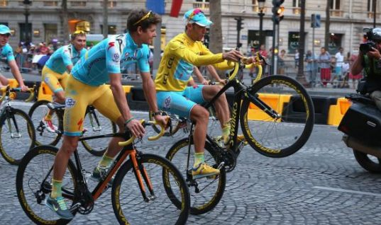 team astana WorldTour License