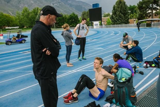 Alberto Salazar Denies Doping Allegations