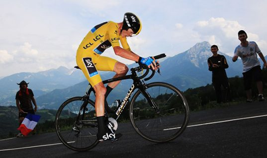 Chris Froome Defended By Tour Rivals