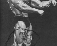 Larry Scott @ 1965 Mr. Olympia