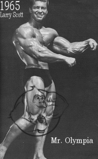 1965 larry scott steroids