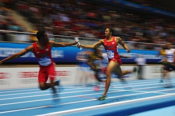 International Association of Athletic Federations
