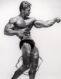 Larry Scott - The First Mr. Olympia - Evolutionary.org