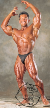 Lee Labrada steroids