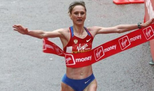 Liliya Shobukhova Free To Run Again