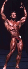 frank zane steroids
