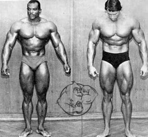 Sergio Oliva vs. Arnold @ 1972 Mr. Olympia
