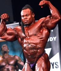 kai greene posing steroids