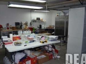 UG lab busted
