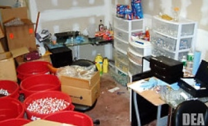 Dirty UG Lab busted by DEA
