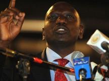 Kenya's Deputy President Vows To Make Doping A Criminal Offense