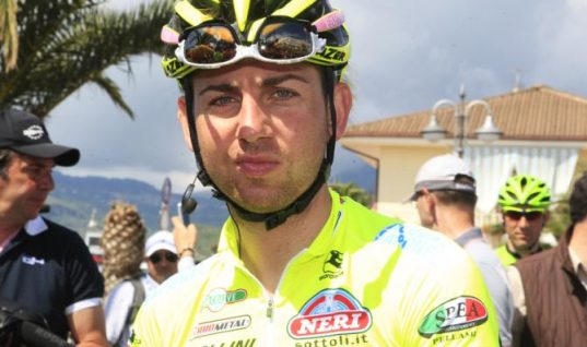 Italian Cyclist Banned For Three Years