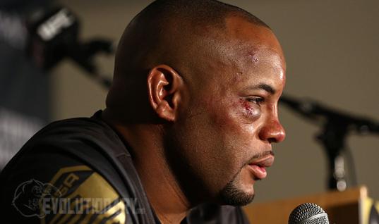 UFC 192 – post fight