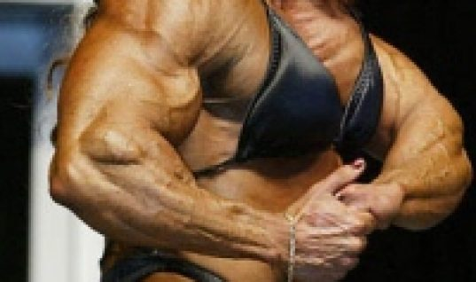 female steroid abuse