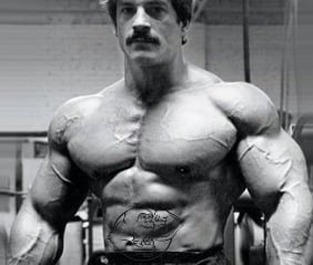 mike mentzer steroids