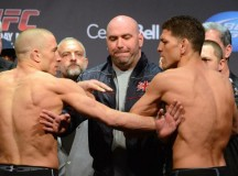 Suspension Of Nick Diaz Is Too Much, Says St-Pierre