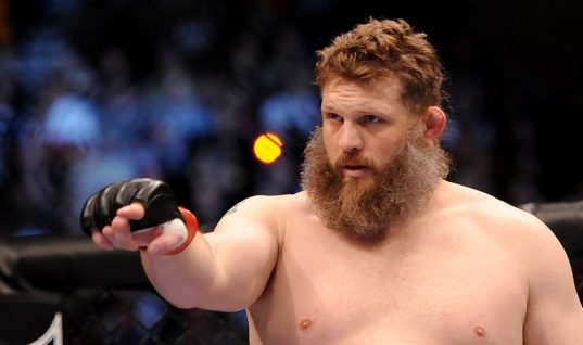 Roy Nelson Unimpressed With UFC Drug-Testing Program