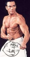 Van Damme steroids
