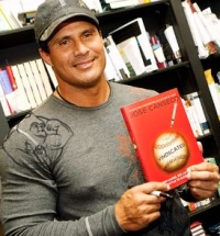Jose Canseco new book vendicated
