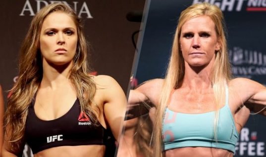 Holm's Win Over Ronda Rousey Under Scrutiny