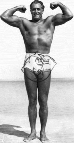 Charles Atlas steroids