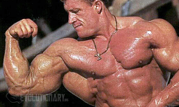 Dorian Yates - mass and steroids - Evolutionary.org