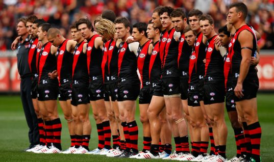 Thirty-Four Australian Rules Players Banned For Doping