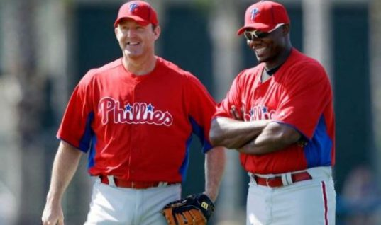 Ryan Wallace Zimmerman and Ryan Howard