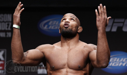 Yoel Romero Steroid Cycle
