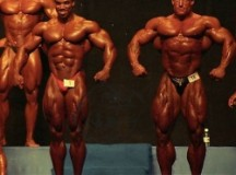 Fig 2. Dorian Yates vs. Flex Wheeler