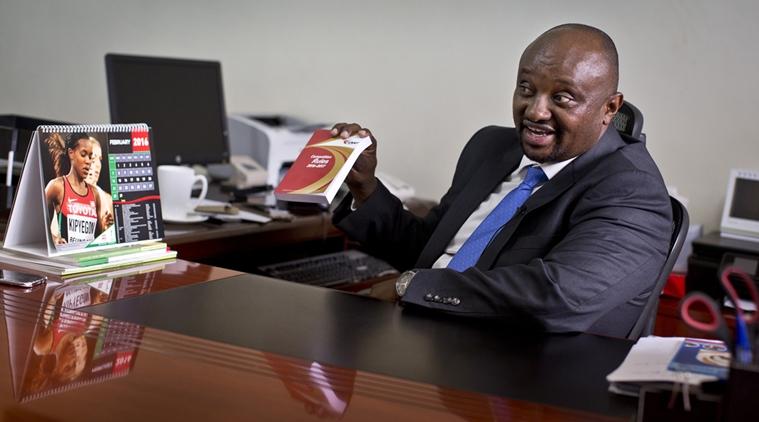 Chief Of Athletics Kenya Suspended By IAAF